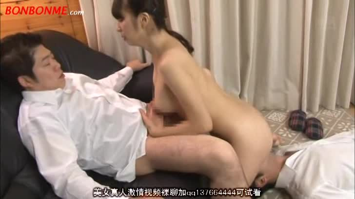 【FC2】五十路の熟女の、一条綺美香の4P3P顔面騎乗クンニパイズリ無...